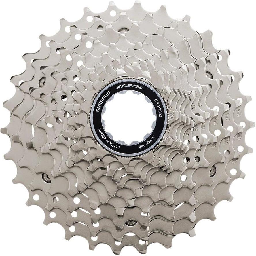 Кассета для велосипеда Shimano HG700, 11 скоростей, 11-34, 11-13-15-17-19-21-23-25-27-30-34, ICSHG70011134