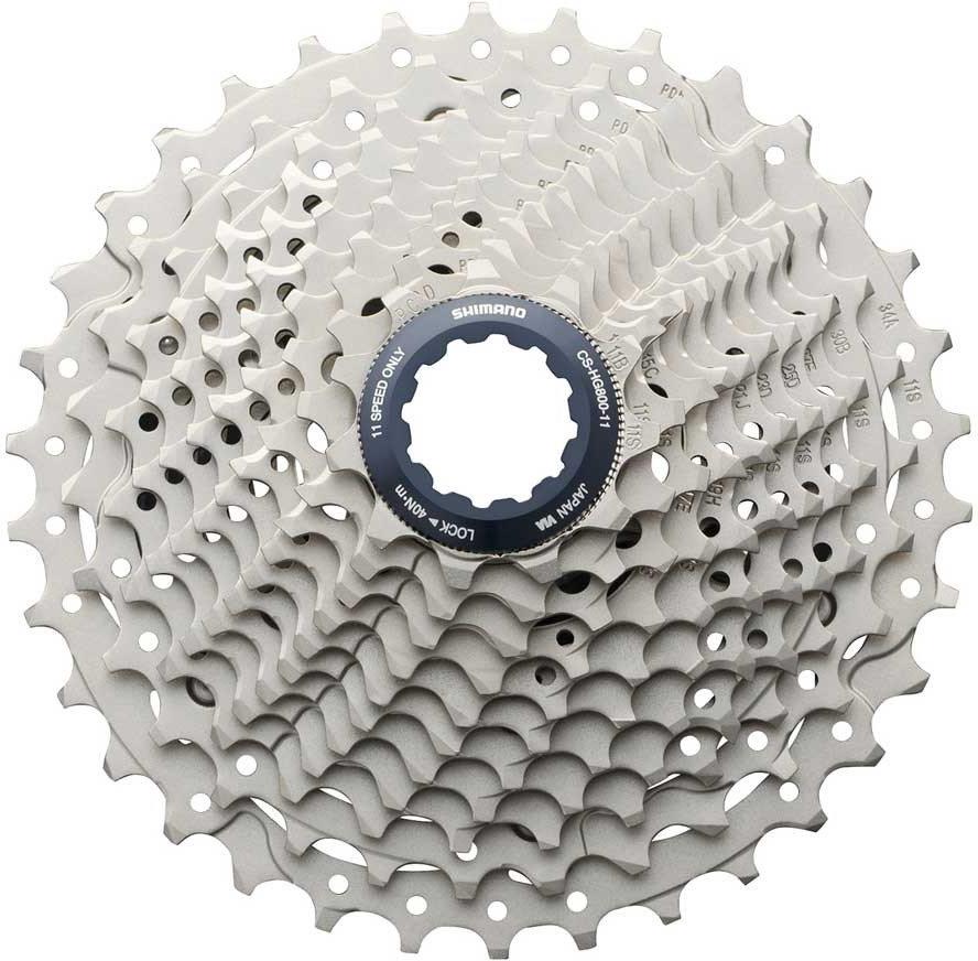Кассета для велосипеда Shimano HG800, 11 скоростей, 11-34, ICSHG8001111134