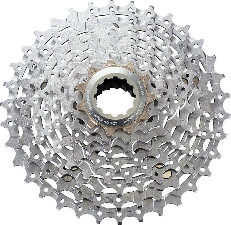 Кассета для велосипеда Shimano XT, M770, 9 скоростей, 11-32, ICSM7709132 втулка для велосипеда 32