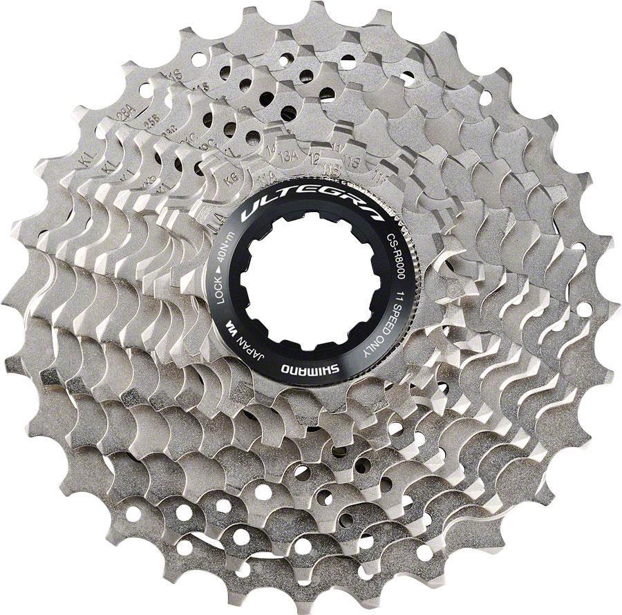 Кассета для велосипеда Shimano Ultegra, R8000, 11 скоростей, 11-25, ICSR800011125 запчасть shimano ultegra r8000 gs 11ск irdr8000gs