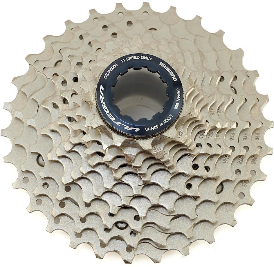 Кассета для велосипеда Shimano Ultegra, R8000, 11 скоростей, 11-30, ICSR800011130 запчасть shimano ultegra r8000 gs 11ск irdr8000gs
