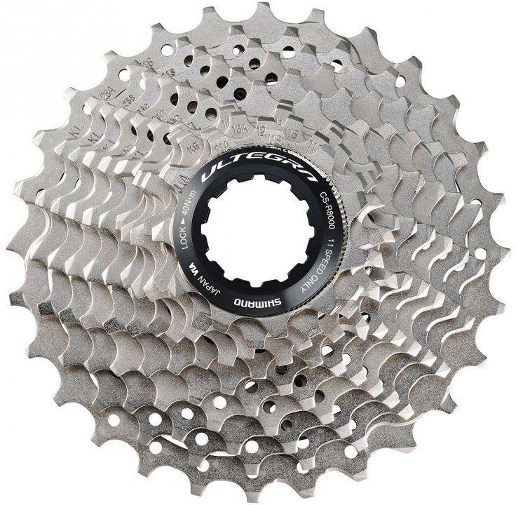 Кассета для велосипеда Shimano Ultegra, R8000, 11 скоростей, 11-32, ICSR800011132 втулка для велосипеда 32