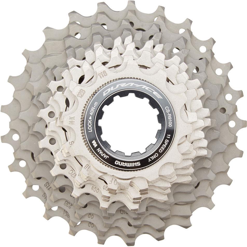 Кассета для велосипеда Shimano Dura-Ace, R9100, 11 скоростей, 12-25, ICSR910011225 запчасть shimano dura ace r9100 icsr910011225