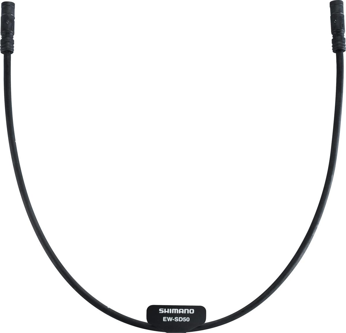 Электропровод Shimano Di2 EW-SD50, для Ultegra Di2, STEPS, 350 мм, IEWSD50L35, черный велосипед cervelo p3 ultegra di2 2018
