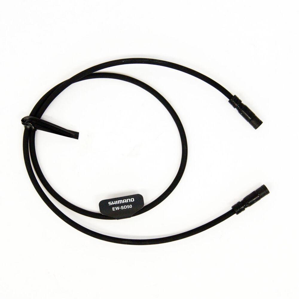Электропровод Shimano Di2 EW-SD50, для Ultegra Di2, STEPS, 500 мм, IEWSD50L50, черный велосипед cervelo p3 ultegra di2 2018