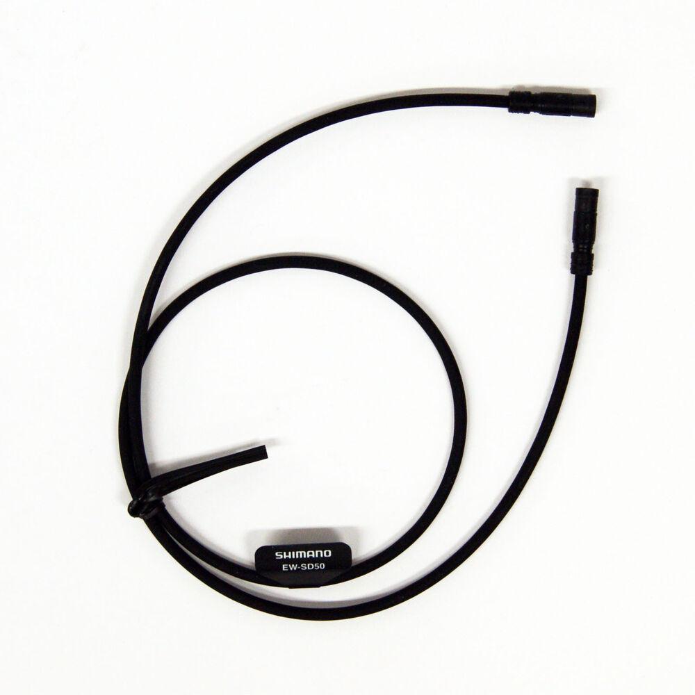 Электропровод Shimano Di2 EW-SD50, для Ultegra Di2, STEPS, 550 мм, IEWSD50L55, черный велосипед cervelo p3 ultegra di2 2018