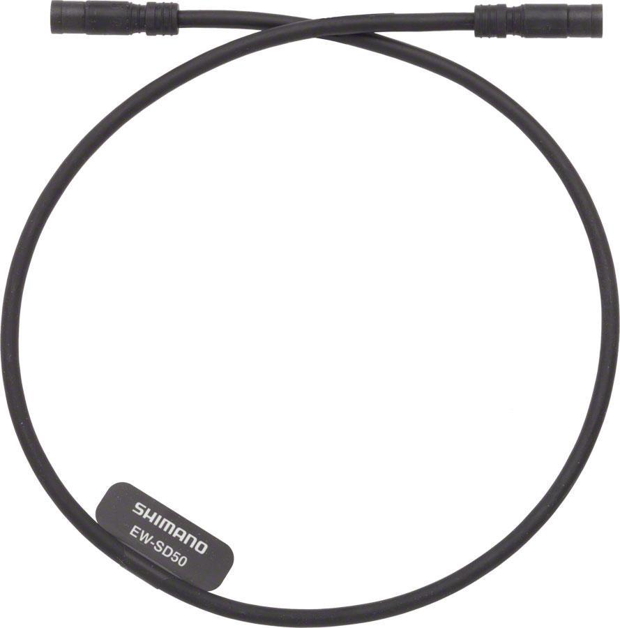 Электропровод Shimano Di2 EW-SD50, для Ultegra Di2, STEPS, 600 мм, IEWSD50L60, черный велосипед cervelo p3 ultegra di2 2018