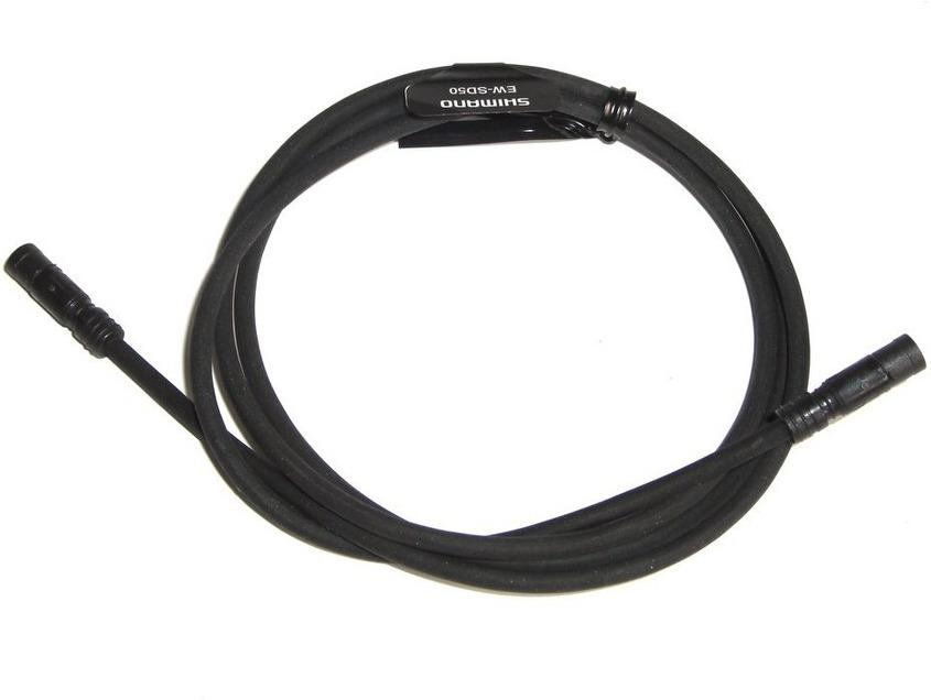 Электропровод Shimano Di2 EW-SD50, для Ultegra Di2, STEPS, 900 мм, IEWSD50L90, черный велосипед cervelo p3 ultegra di2 2018
