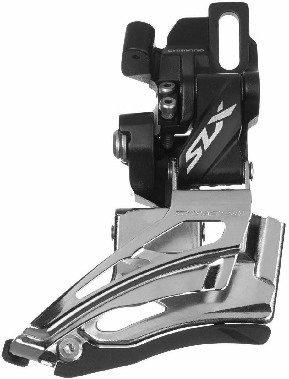 Переключатель передний Shimano SLX, M7025-D, для 2X11, IFDM702511D6 запчасть shimano slx m7025 h ifdm702511hx6