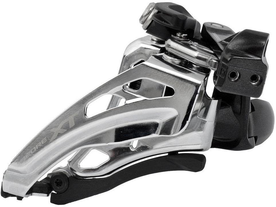 Переключатель передний Shimano XT, M8020-E, E тип без BB пластины, для 2X11, IFDM8020E6X