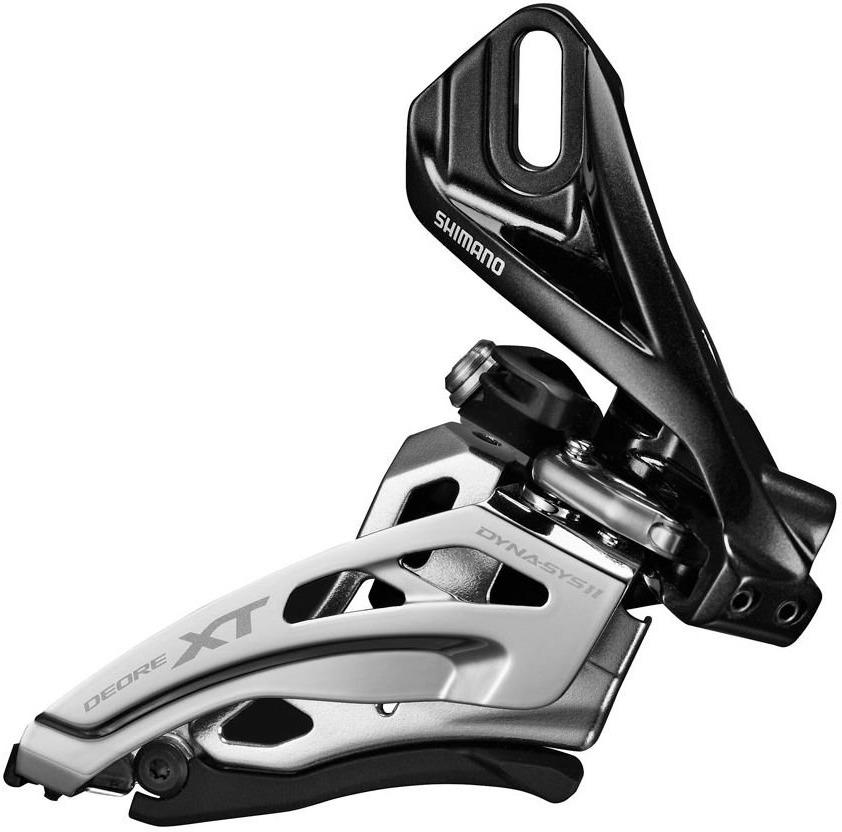 Переключатель передний Shimano XT, M8025-D, для 2X11, IFDM8025DT6