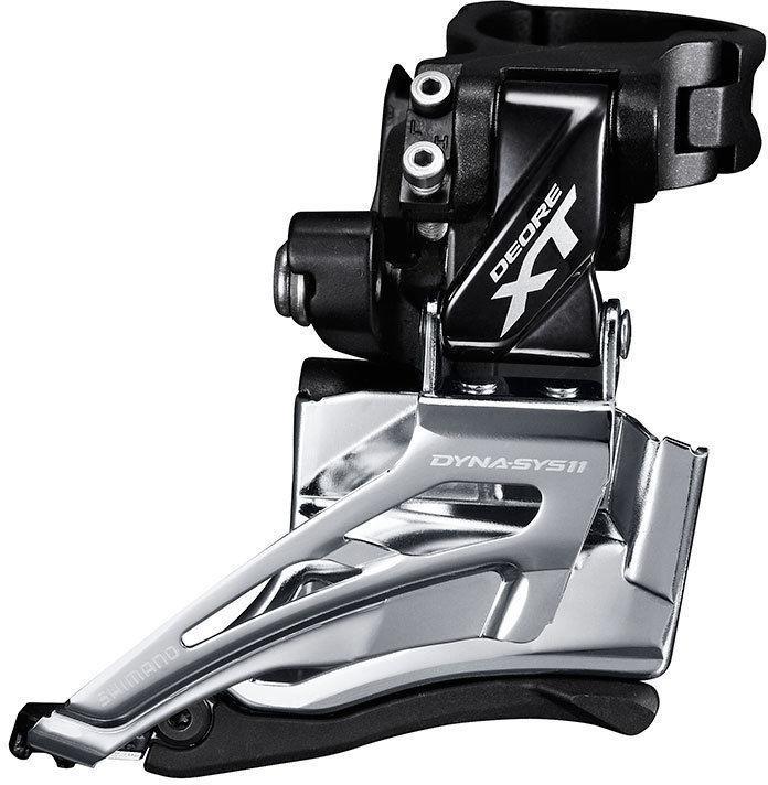 Переключатель передний Shimano XT, M8025-H, для 2x11, IFDM8025HTX6