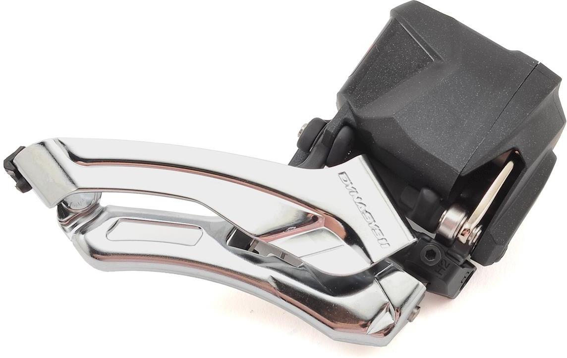 Переключатель передний Shimano XT Di2, M8070, 2x11 скоростей, IFDM8070