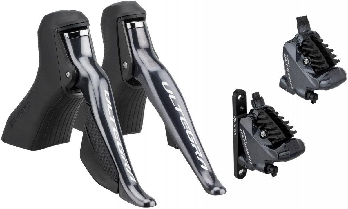Шифтер Shimano Ultegra Di2, ST-R8070/BR-R8070, правый, на 11 скоростей, IR8070DRRDSC170A велосипед cervelo p3 ultegra di2 2018