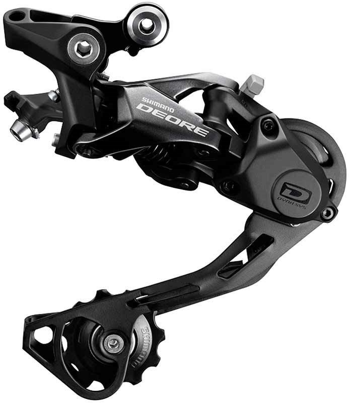 Переключатель задний Shimano Deore, M6000, GS, 10 скоростей, IRDM6000GS велосипед haibike sduro hardseven 4 0 500wh 10 g deore 2019