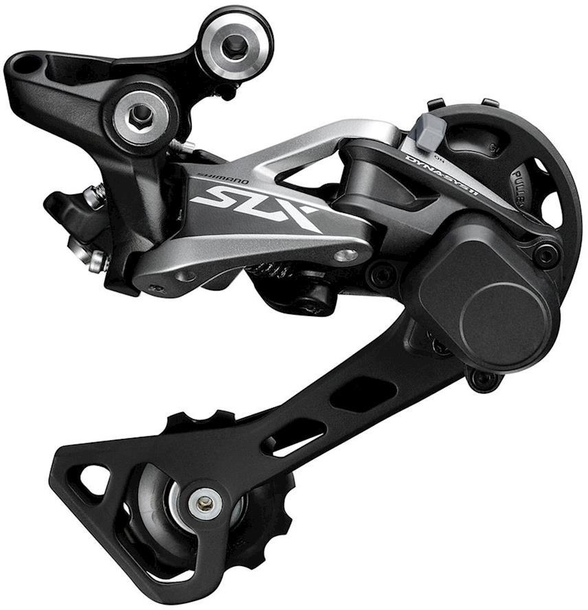 Переключатель задний Shimano SLX, M7000, GS, 11 скоростей, Shadow+, IRDM700011GS запчасть shimano передняя для fc m7000 3 y1ve98010