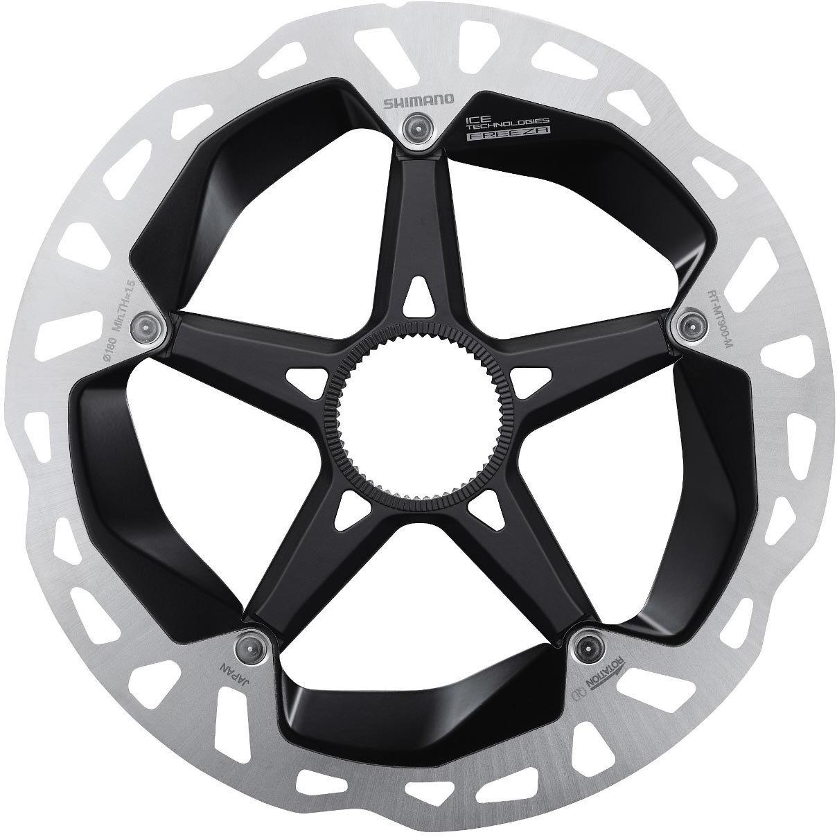 Тормозной диск для велосипела Shimano XTR, MT900, 160 мм, C.Lock, с lock ring, IRTMT900S запчасть shimano mt15 29 c lock