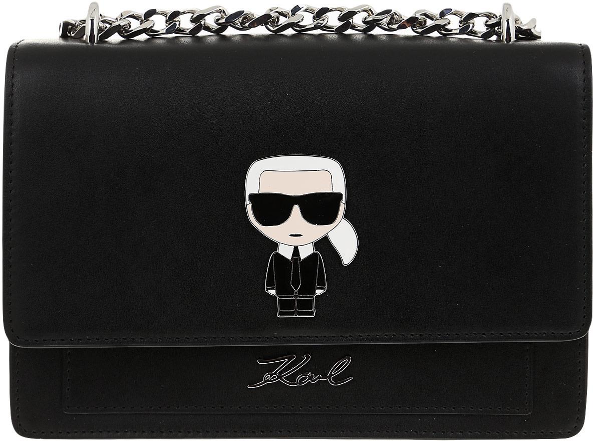 цена Сумка Karl Lagerfeld онлайн в 2017 году