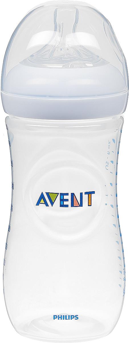 Бутылочка для кормления Philips Avent Natural, от 6 месяцев, SCF036/17, 330 мл