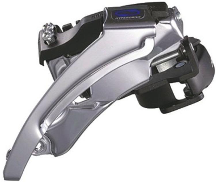 Переключатель передний Shimano Altus, M310, угол 63-66, EFDM310X3