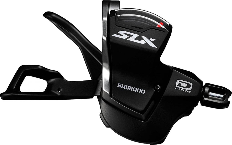 Шифтер Shimano XTR, M9100, 11/12 скоростей, на хомут, с оплеткой, ISLM9100RAP shimano deore m590 лев пр 3x9ск тр оплетк