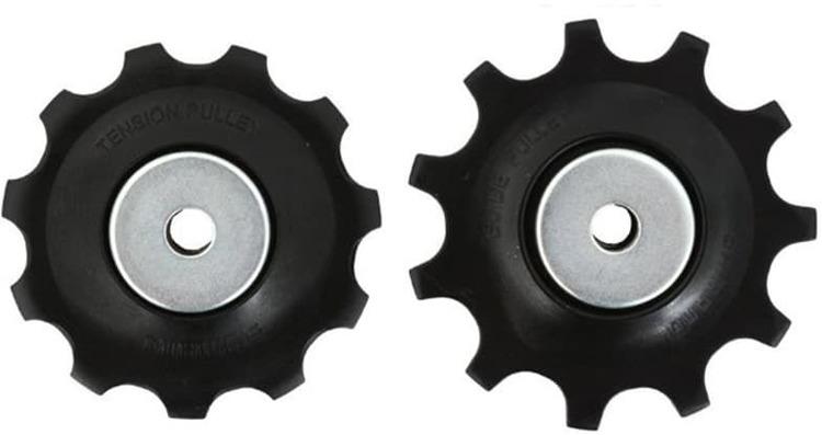 Ролики Shimano 10 скоростей, верхний + нижний, к RD-M6000, для GS, Y3E498010
