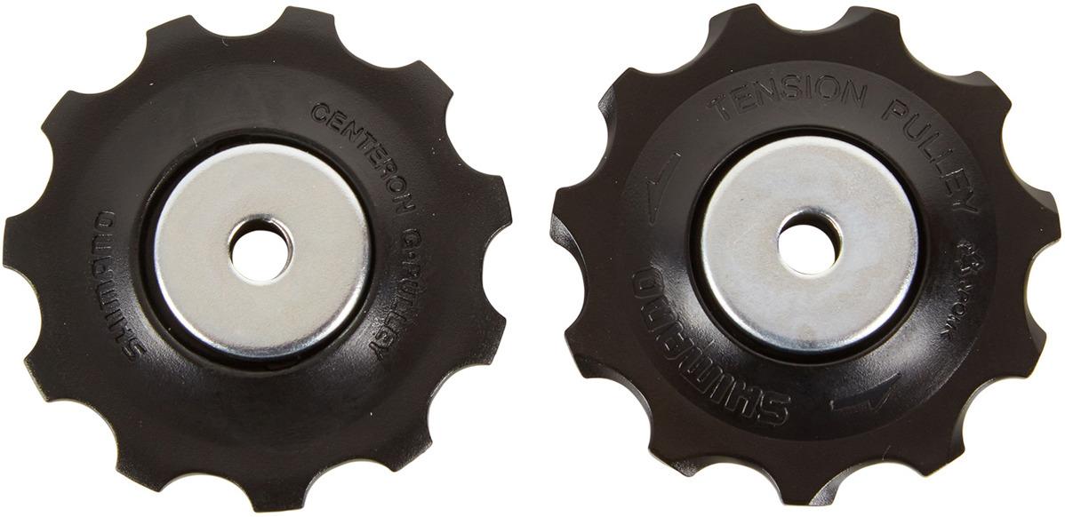 Ролики Shimano 10 скоростей, верхний + нижний, к RD-M6000, для SGS, Y3E498020