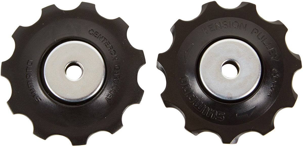 Ролики Shimano 10 скоростей, верхний + нижний, к RD-M6000, для SGS, Y3E498020 ролики цена спортмастер