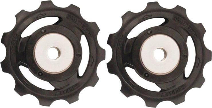 Ролики Shimano 11 скоростей, Ultegra верхний + нижний, к RD-R8000, Y3E998010 запчасть shimano ultegra r8000 gs 11ск irdr8000gs