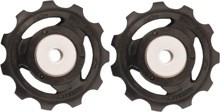 Ролики Shimano 11 скоростей, Ultegra верхний + нижний, к RD-R8000, Y3E998010 ролики цена спортмастер