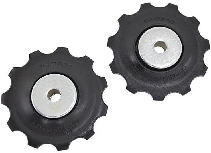 Ролики Shimano переключателя 10 скоростей, верхний + нижний, к RD-4700, Y5RF98070 запчасть shimano tiagra 4700 172 5 мм 52 36t