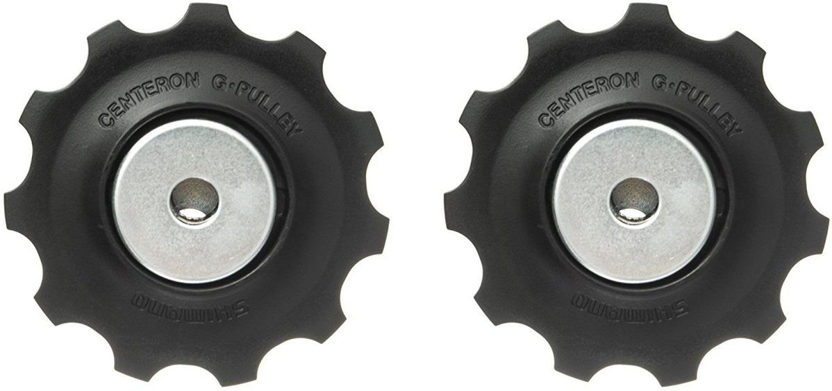 Ролики Shimano переключателя 10 скоростей, верхний + нижний, к RD-M593/M610/M615, Y5XU98030 ролики цена спортмастер