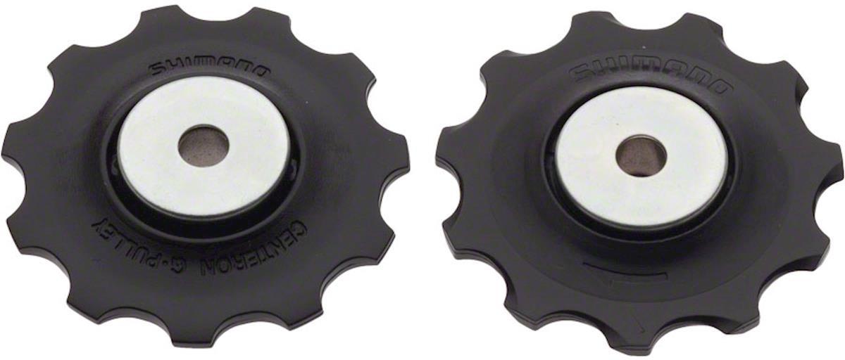 Ролики Shimano переключателя 10 скоростей, верхний + нижний, к RD-4601, Y5Y398080