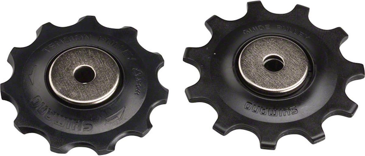 Ролики Shimano 11 скоростей, верхний + нижний, к RD-R5800 для GS, Y5YE98090 запчасть shimano ultegra r8000 gs 11ск irdr8000gs