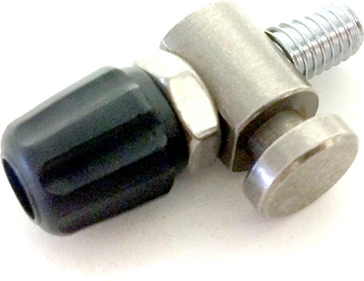 Болт регулировки натяжения троса роллерного тормоза Shimano IM81/C6000, Y8JT98010 цена