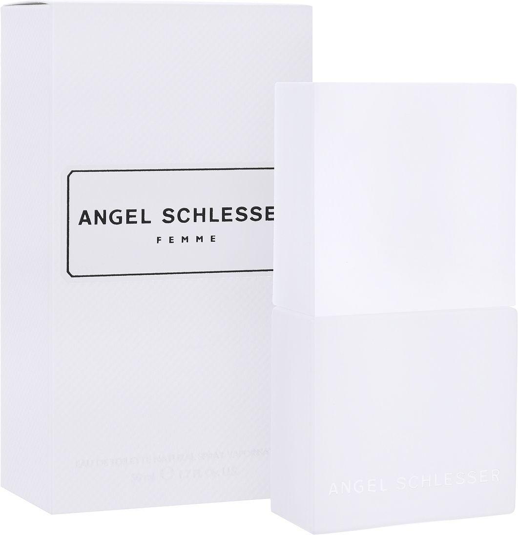 Angel Schlesser Femme EDT, женская , 50 мл. 50 мл angel schlesser ambre frais femme