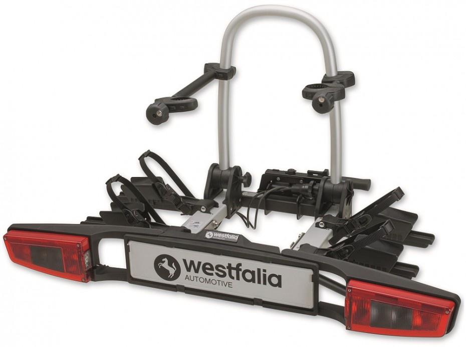 Велобагажник Westfalia для 2-х велосипедов Portilo Bikelander