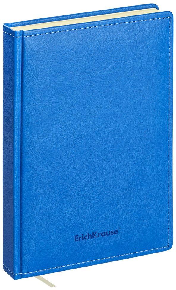 Ежедневник ErichKrause Corolla, недатированный, A5, 47987, синий, 168 листов