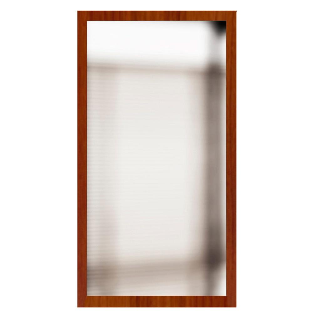 Зеркало интерьерное Сокол ПЗ-3, цвет испанский орех мебель цвета орех в интерьере фото