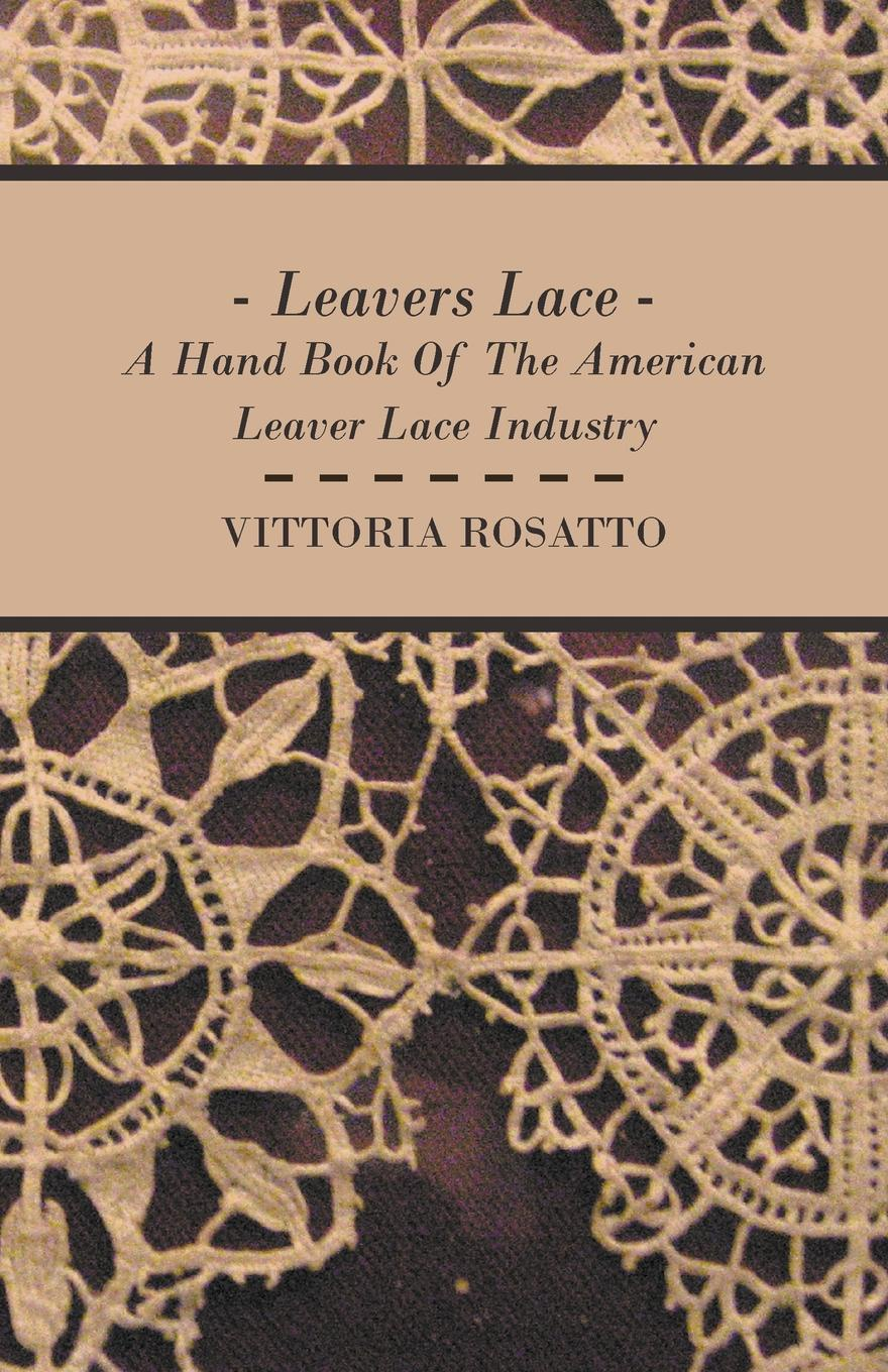 Vittoria Rosatto Leavers Lace - A Hand Book Of The American Leaver Lace Industry floral lace dress with thong