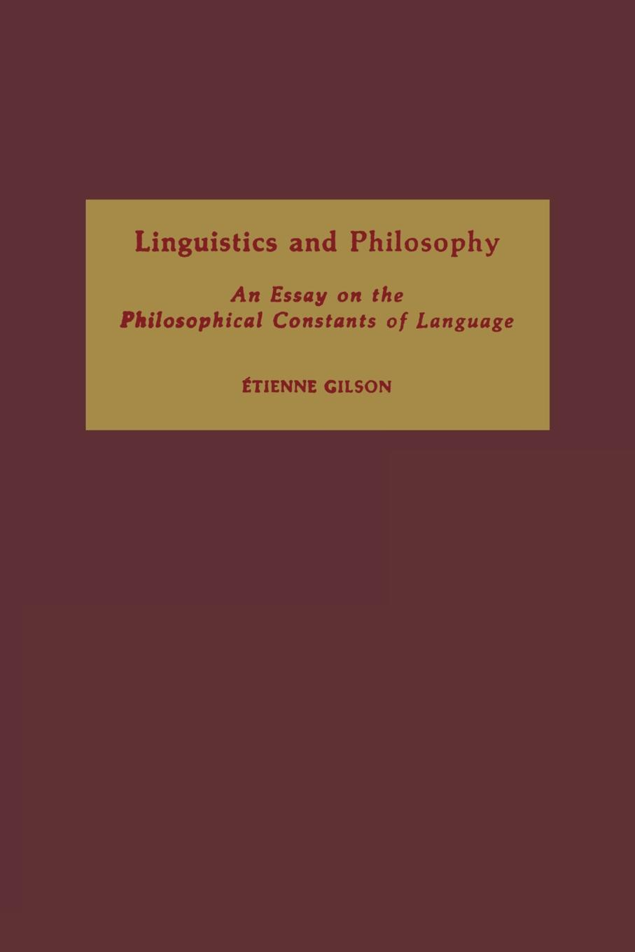 william irwin ender s game and philosophy the logic gate is down Etienne Gilson, John Lyon Linguistics and Philosophy. An Essay on the Philosophical Constants of Language