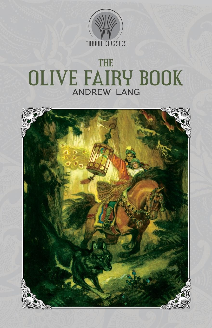 Фото - Andrew Lang The Olive Fairy Book micro camera compact telephoto camera bag black olive