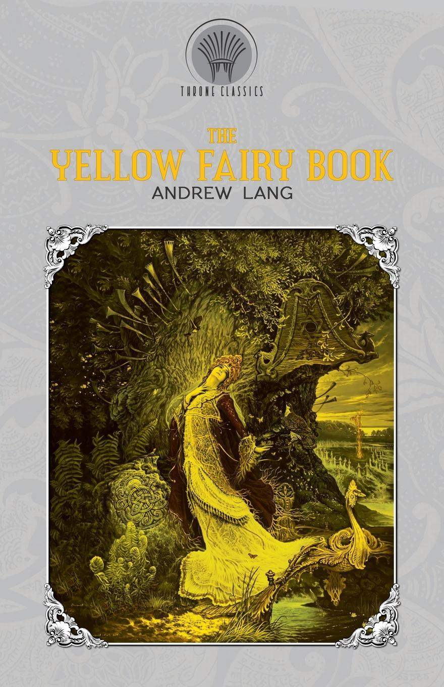 Andrew Lang The Yellow Fairy Book brackett edward augustus materialized apparitions if not beings from another life what are they