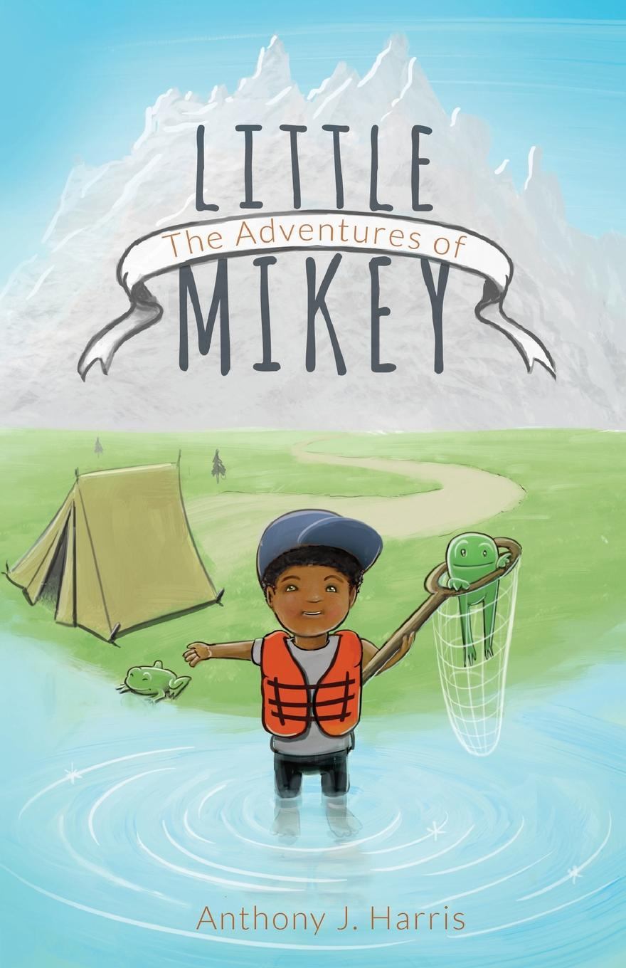 Anthony Harris The Adventures of Little Mikey кеды mikey taylor vulc sp