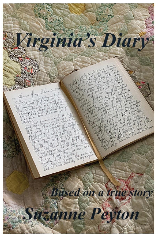 Jacquelyn Suzanne Peyton Virginia.s Diary