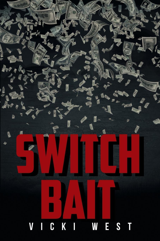 Vicki West Switch Bait weide analong business fashion