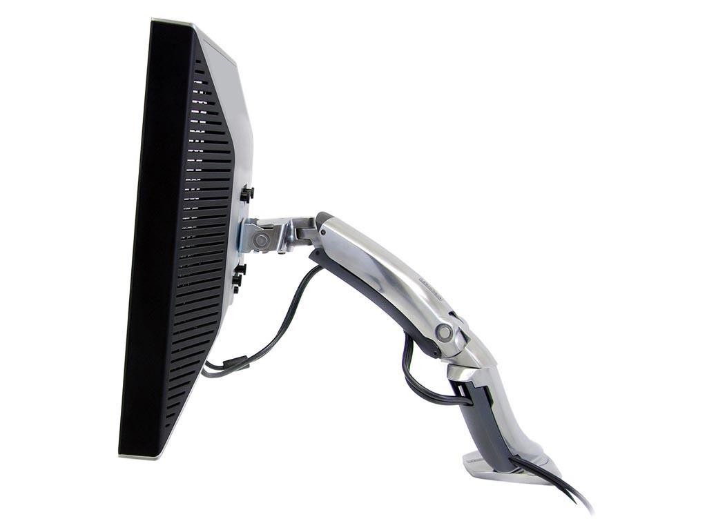 Крепление для монитора Ergotron ERG-MX-214-026, черный