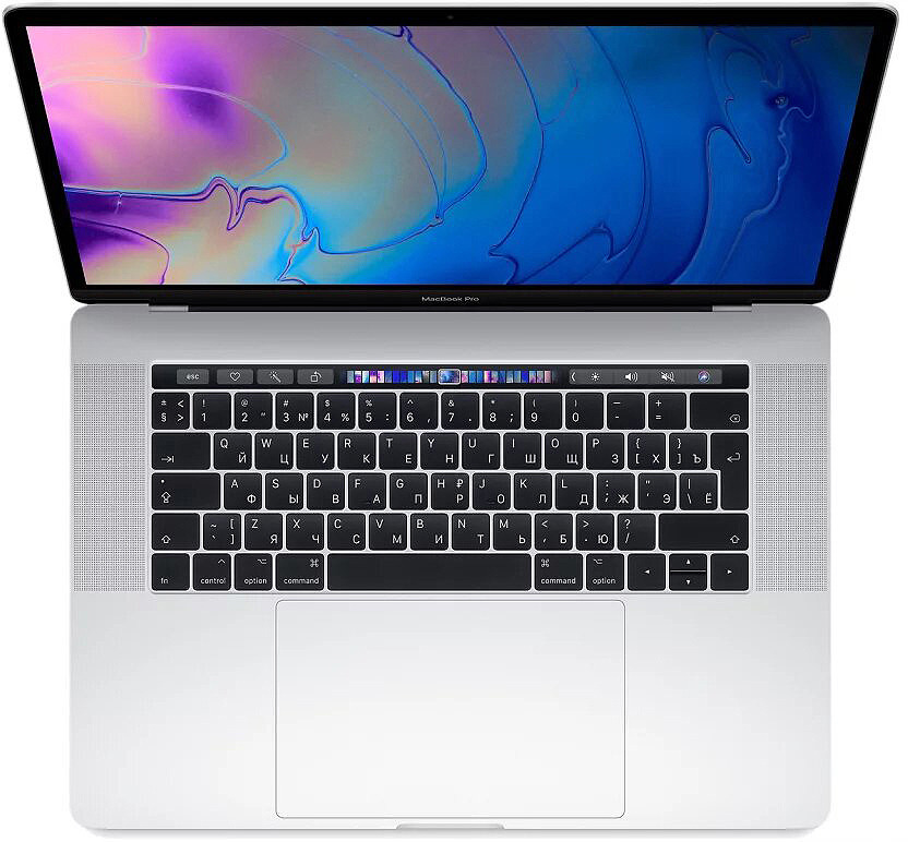 13 Ноутбук Apple MacBook Pro MV9A2RU/A, серебристый ноутбук apple macbook pro 13 with touch bar 512gb mr9r2ru a space grey