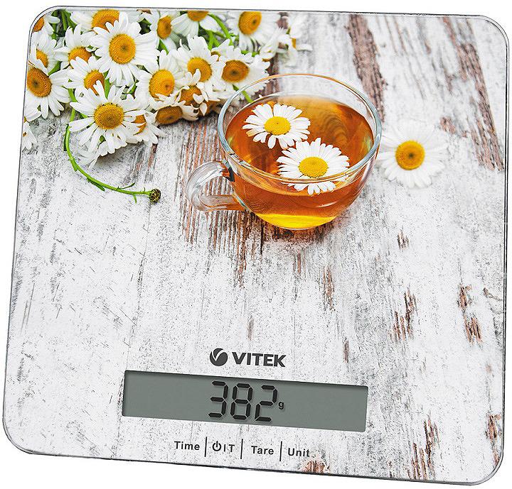 Кухонные весы Vitek VT-8008 bogeer yt 833 1 8 lcd bicycle stopwatch black 1 x cr2032