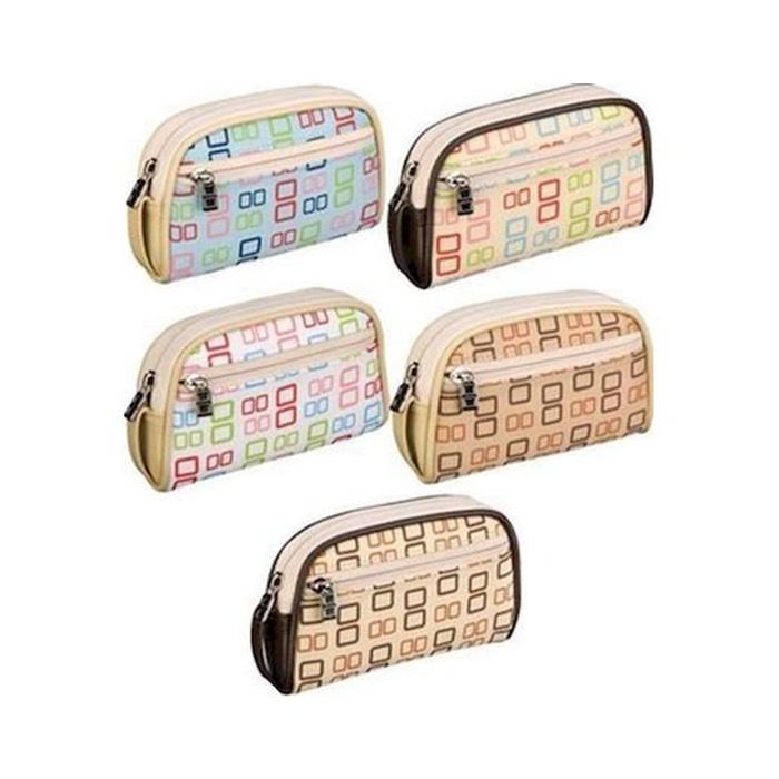 Сумки-чехлы-рюкзаки для игр Nintendo Game Traveller, голубой, белый, светло-бежевый, бежевый, черный Nintendo